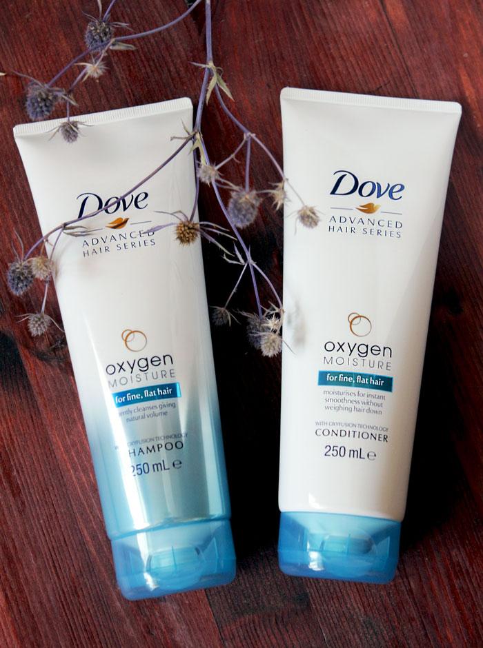 Увлажняющий шампунь и кондиционер Dove Oxygen отзыв