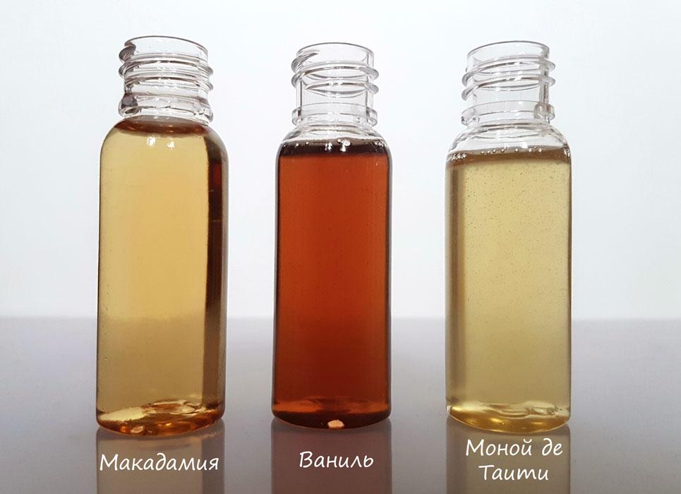 гидрофильные масла спивакъ свойства