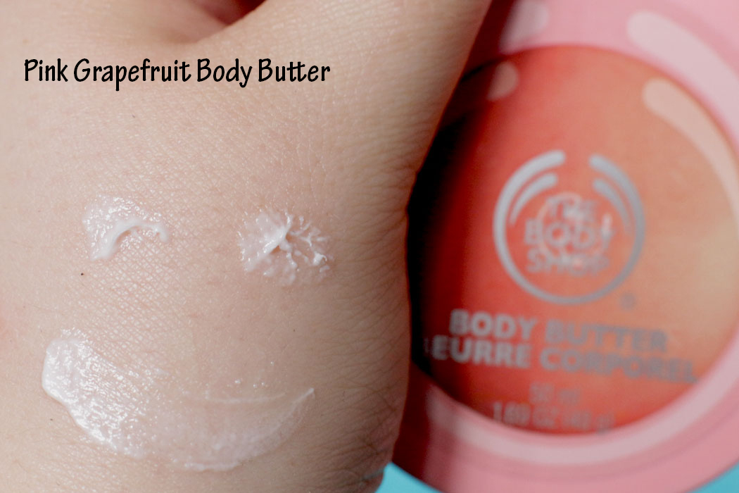 масло для тела body shop отзыв