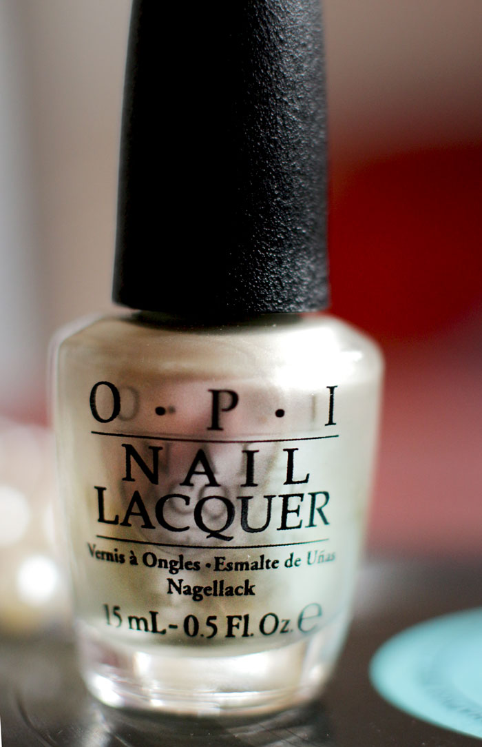 OPI Take a Right on Bourbon отзыв