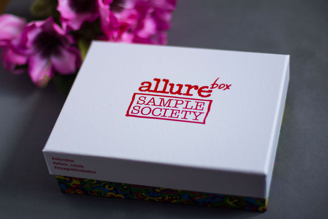 AllureBox июнь 2016 отзыв
