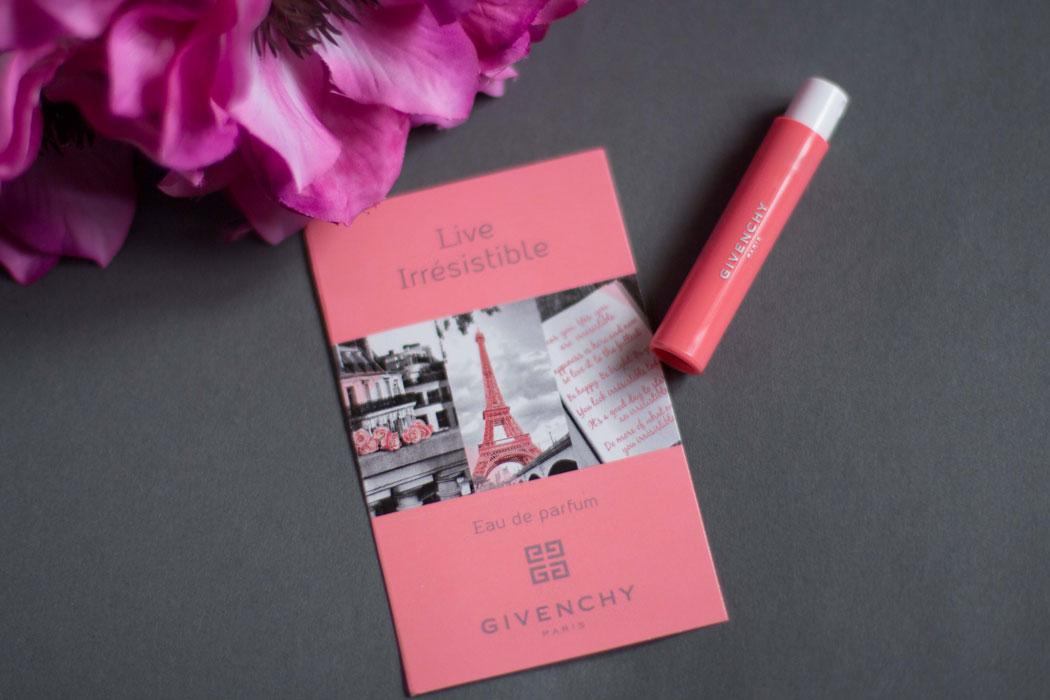 Парфюмерная вода Live Irresistible от Givenchy отзыв