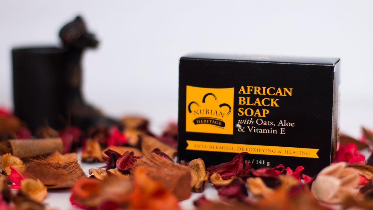 African Black Soap Nubian Heritage отзыв