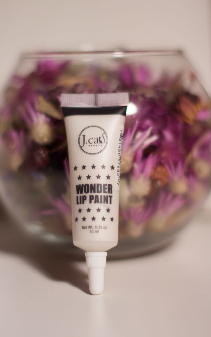 wonder lip paint jcat отзыв