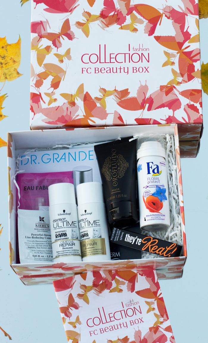 fc beauty box №1 отзыв