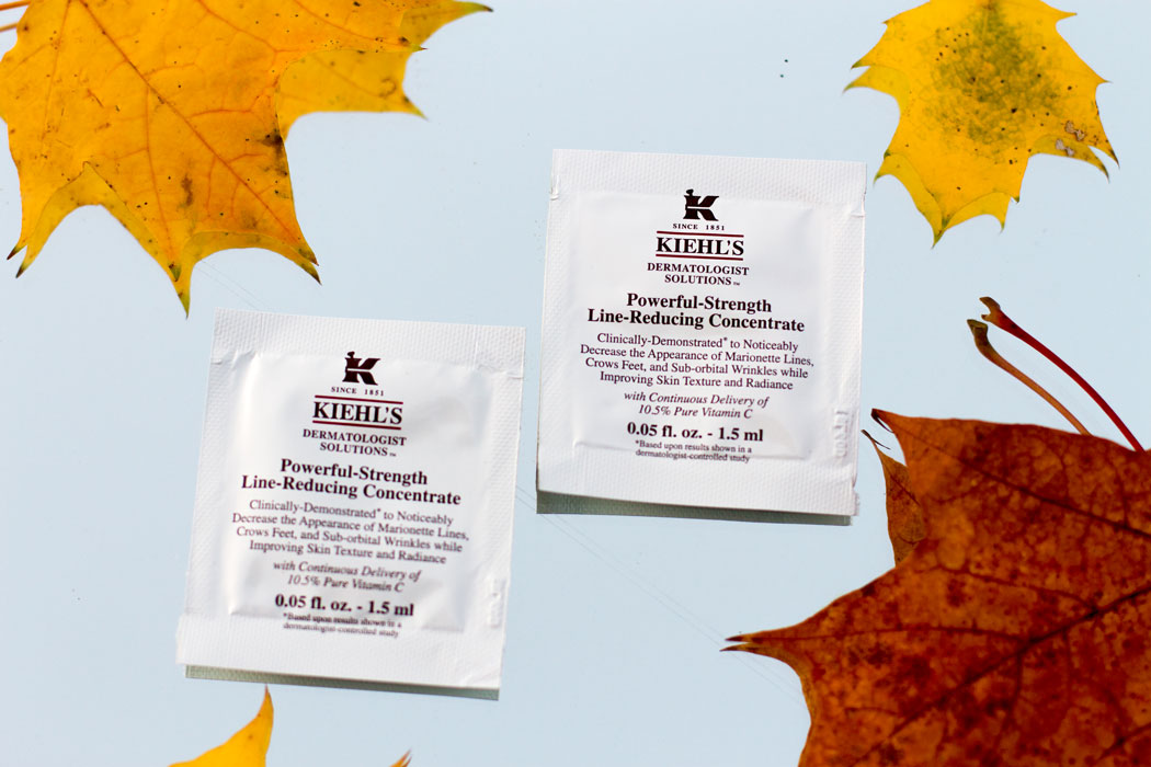 Концентрат Kiehl's Powerful Strength Line-Reducing Concentrate отзыв