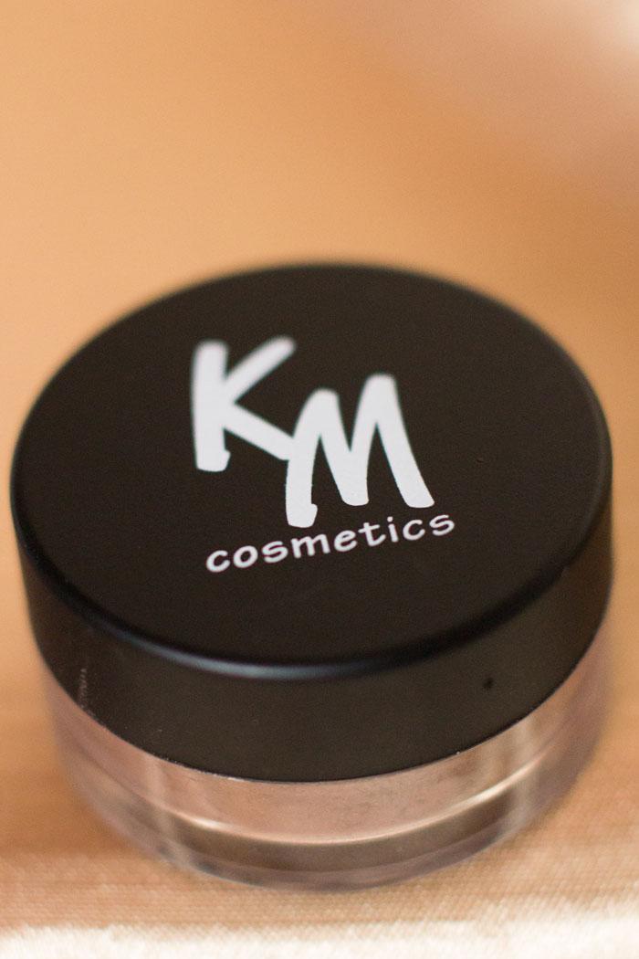 Минеральные тени «Северное сияние» KM cosmetics отзыв