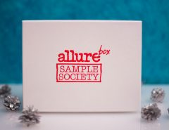allurebox декабрь 2016 состав