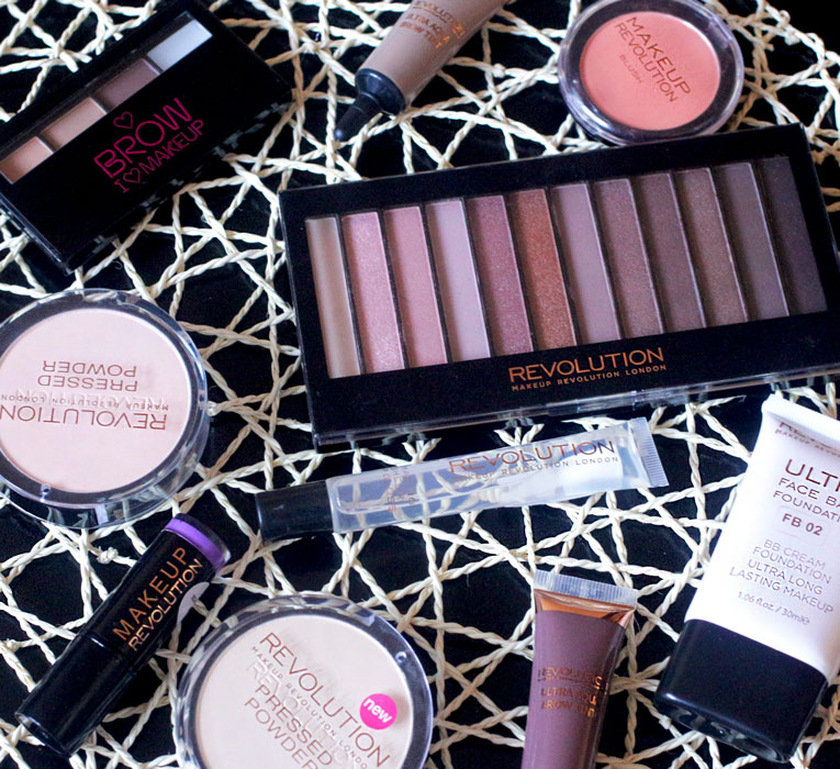 Makeup Revolution отзыв