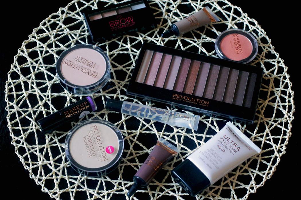 косметика Makeup Revolution отзыв