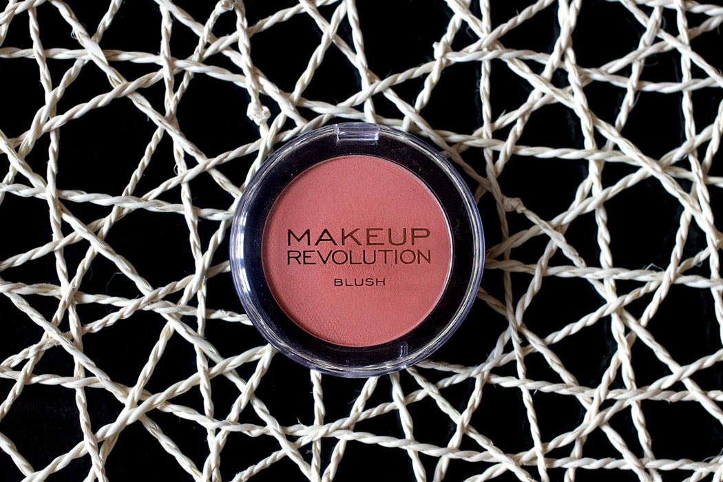 Blush Treat Makeup Revolution отзыв