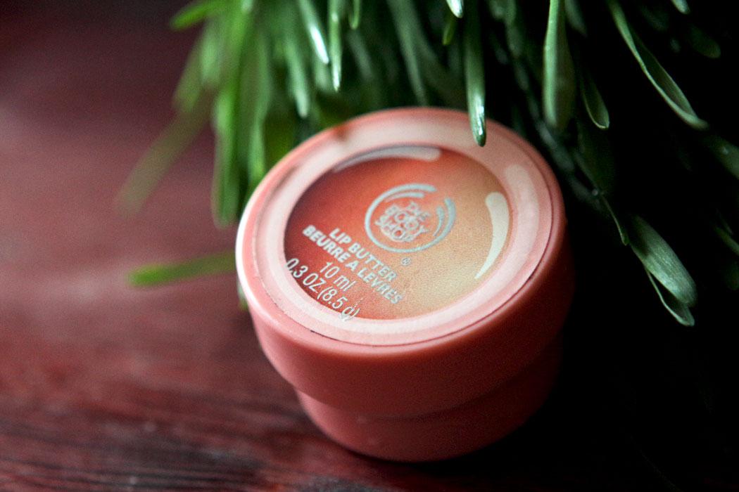масло для губ грейпфрут Body Shop отзыв